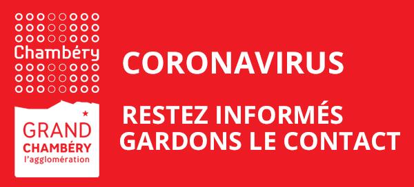 Lettre spéciale d'information Covid 19